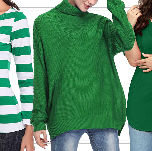 17 St. Patrick's Day Outfits for Women - Green Clothing Ideas for .