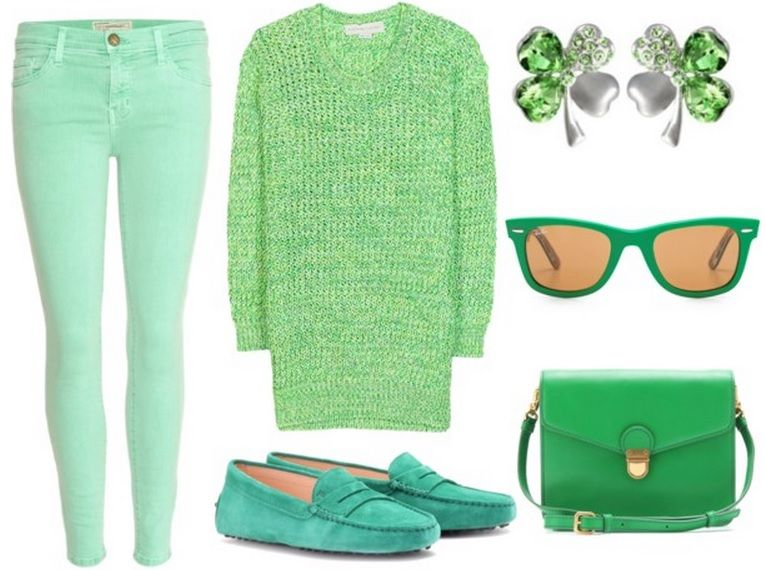 40 Fresh and Trendy Saint Patrick's Day Outfit Ideas to Steal Now .