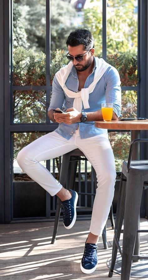 11 Best Men's Fashion Tips To Elevate Your Style! - Nas Kobby .