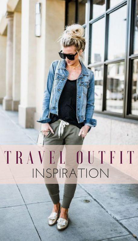 Travel Outfits: Traveling Outfit Ideas for Women | Comfy Travel .