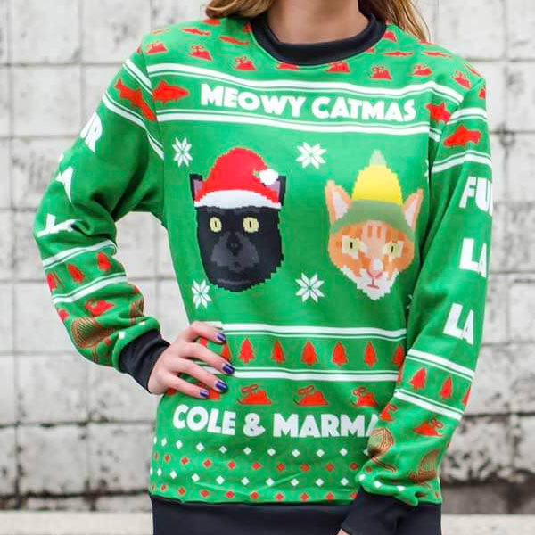 Ugly Christmas Sweater – Create your own custom ugly sweat