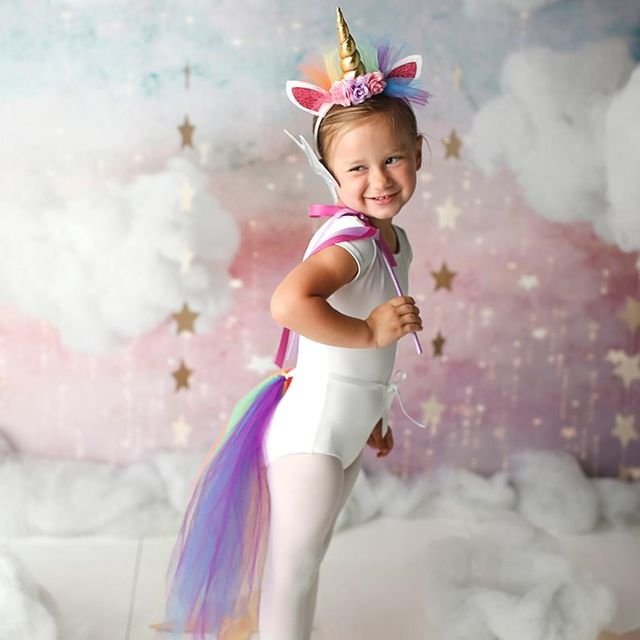 17 DIY Unicorn Costume Ideas - Best Girls Unicorn Halloween Costum