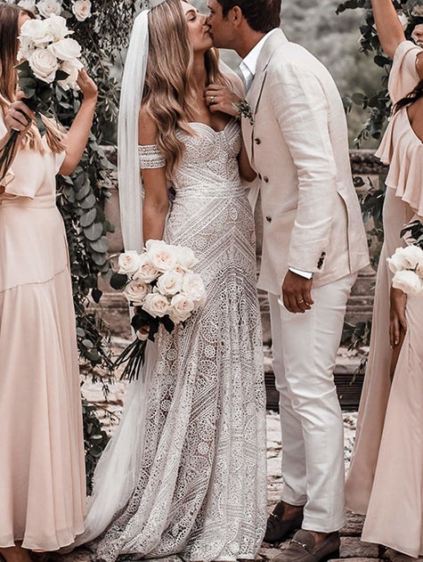 24 Unique Wedding Dresses For People Who Think Outside The B