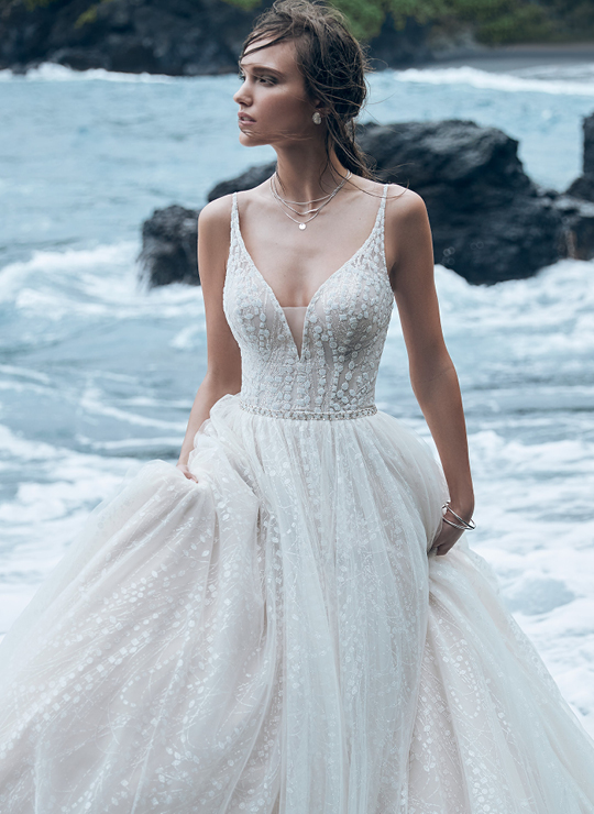 Unique Wedding Dresses | Maggie Sotte