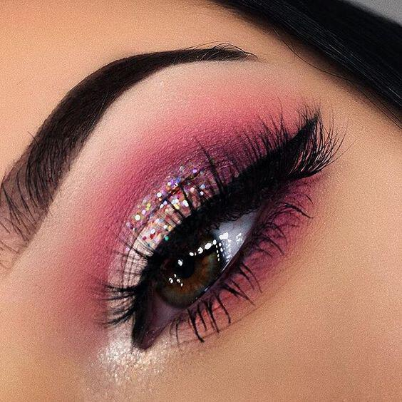 9 Valentine's day makeup ideas that you can copy - Page 5 of 9 .