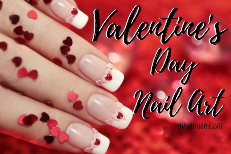 75 Best Valentine's Day Nail Designs You Will Love (2020 Updat