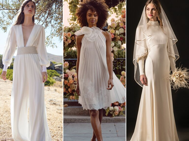 38 Vintage Wedding Dresses That Will Take You Back in Ti