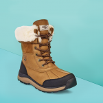 Warm Winter Shoe Ideas for Women