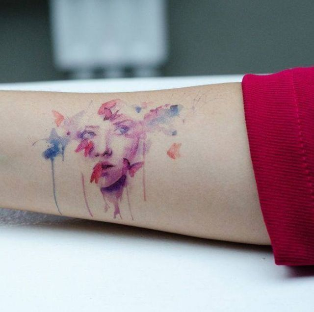 top-15-beauty-small-water-color-tattoos-daily-cute-style .