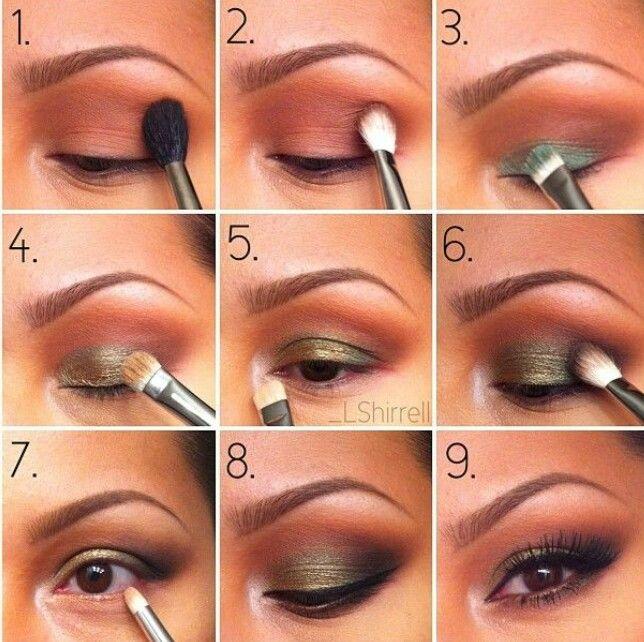Pin by Gigi🌷 on *Makeup* | Applying eye makeup, How to apply .