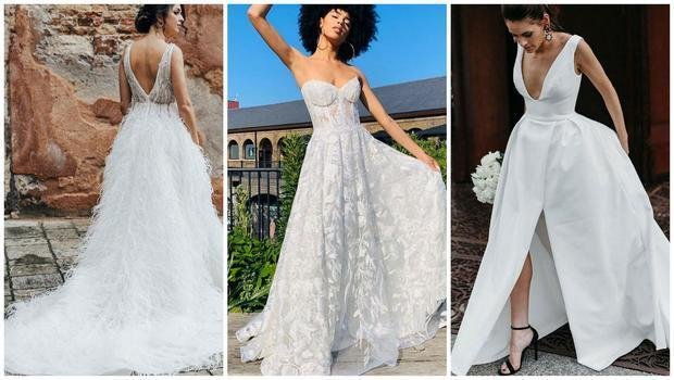 10 of the Latest Wedding Dress Trends for 2020 Bride