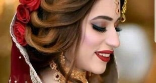 Pakistani Bridal Hairstyles For Barat 2020 in 2020 | Pakistani .