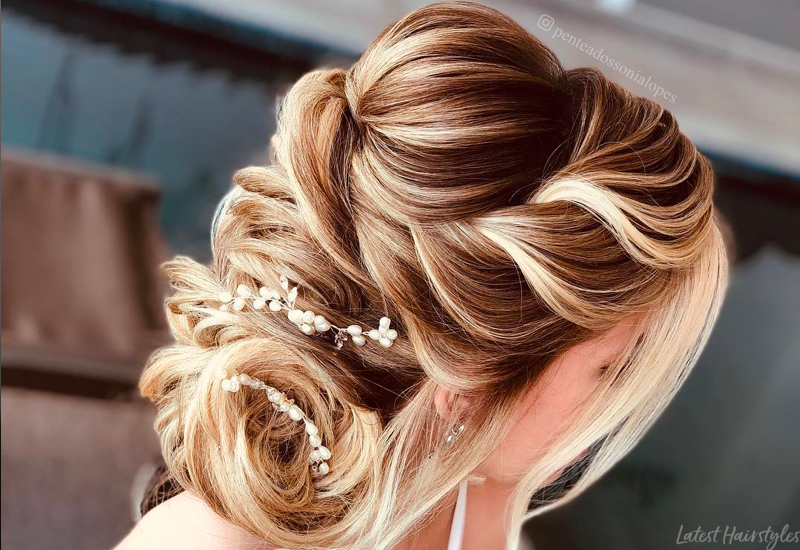 27 Gorgeous Wedding Hairstyles for Long Hair for 20