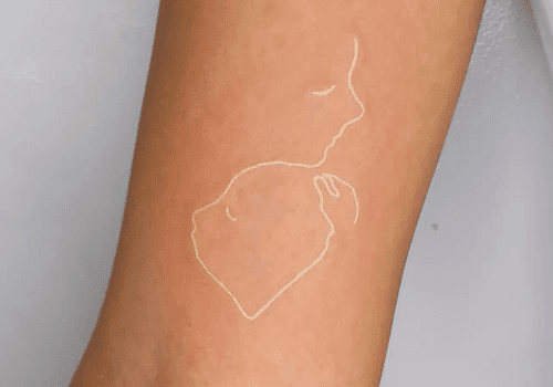 White Ink Tattoos Are Mesmerizing: Here's 10 for Pro