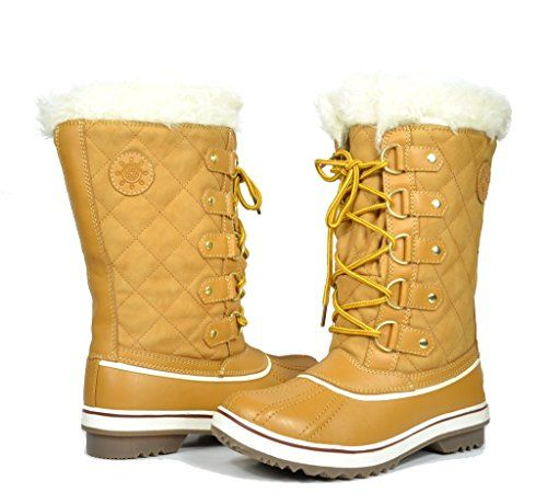 Amazon.com | Kingshow Women's Globalwin Waterproof Winter Boots .