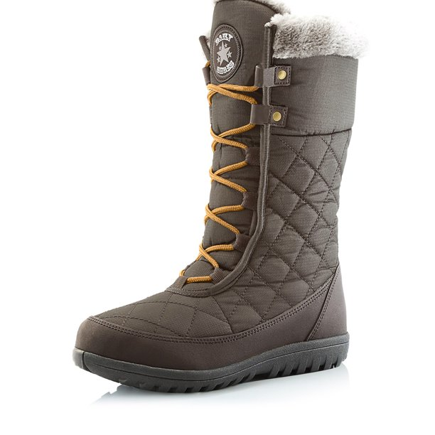 DailyShoes - DailyShoes Winter Boots Winter Women's Comfort Round .