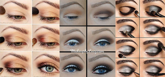 10 Easy & Simple Winter Makeup Tutorials For Beginners & Learners .