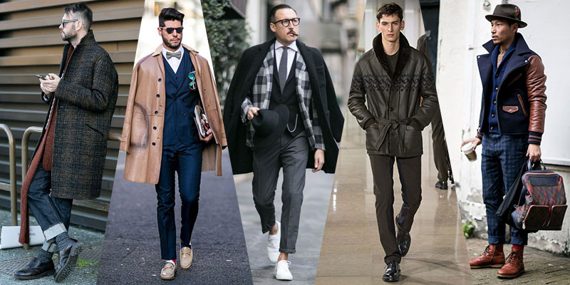 Top Must Have Shoes for Winter (men) - Outfit Ideas