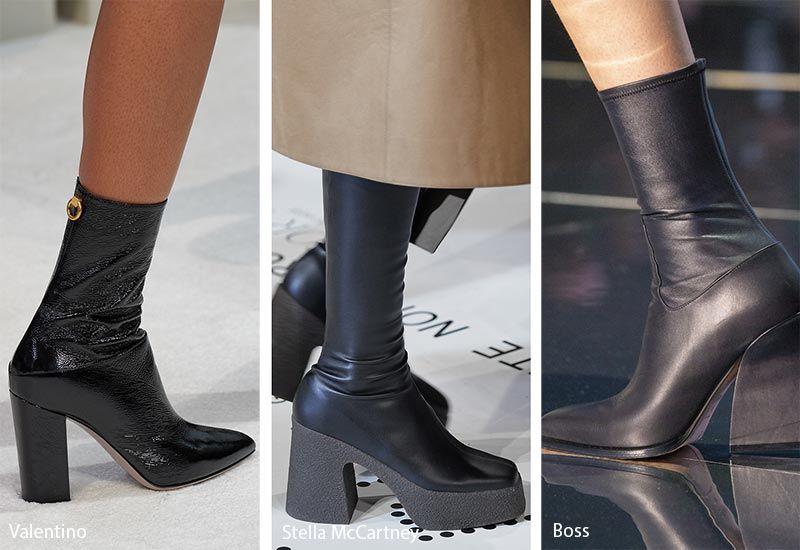 Fall/ Winter 2020-2021 Shoe Trends | Winter shoe trends, Trending .