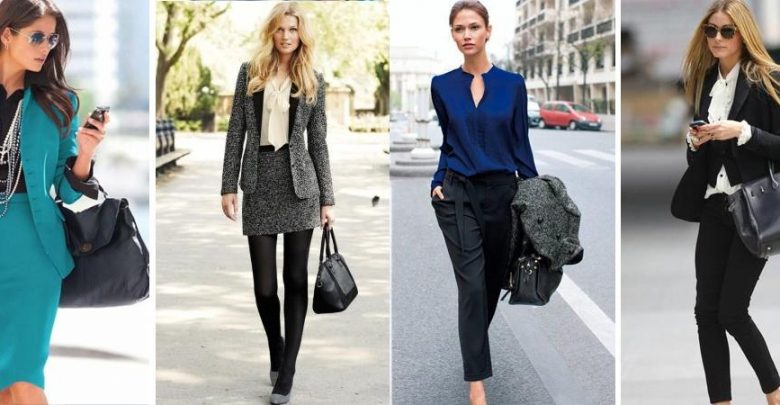 85+ Fashionable Work Outfit Ideas for Fall & Winter 2020 | Pouted.c