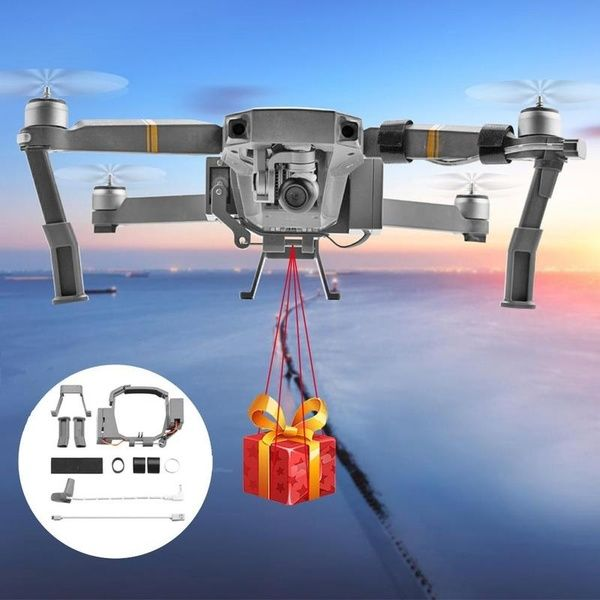 Air Thrower Dispenser Dropping System for DJI Mavic 2 Pro/Zoom .
