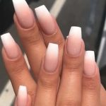 Awe-Inspiring French Manicure Ideas