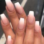 Awe-Inspiring French Manicure Ideas