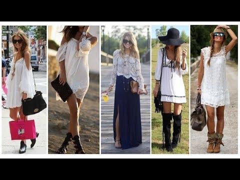 Boho Chic Outfits