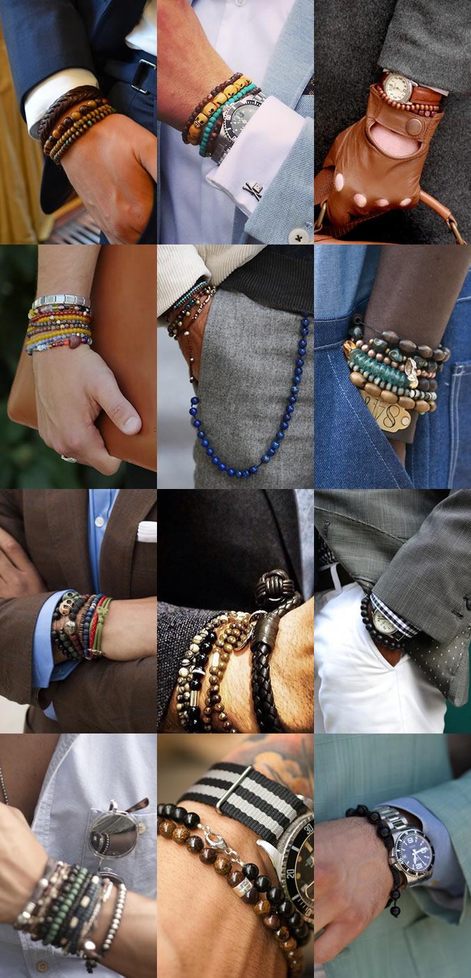Bracelet Watch Stack Ideas