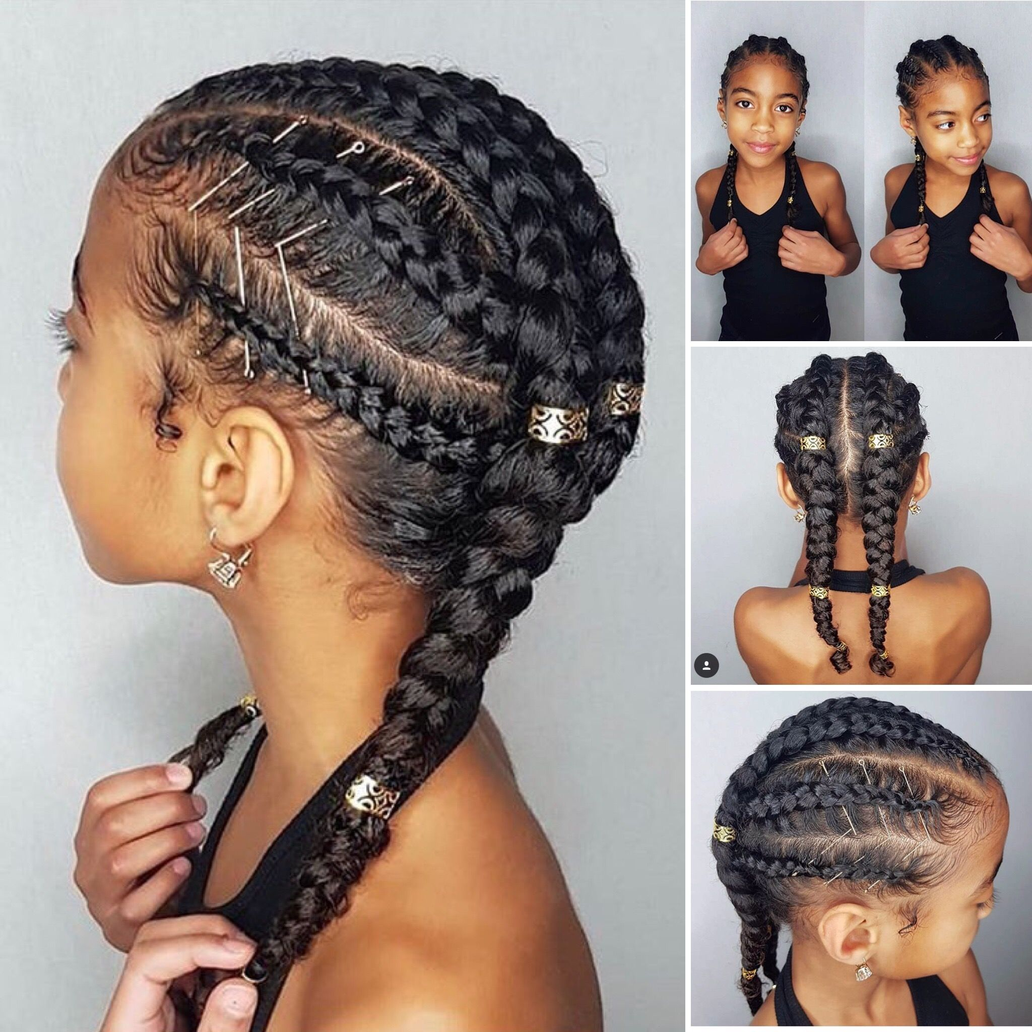 Braided Hairstyles For Girls