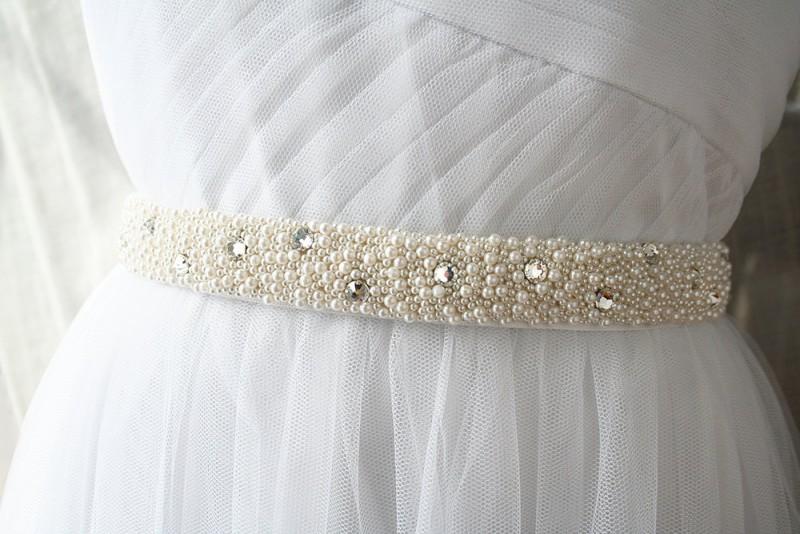 Bridal Wedding Sash Ideas