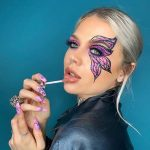 Butterfly Makeup Ideas For  Halloween