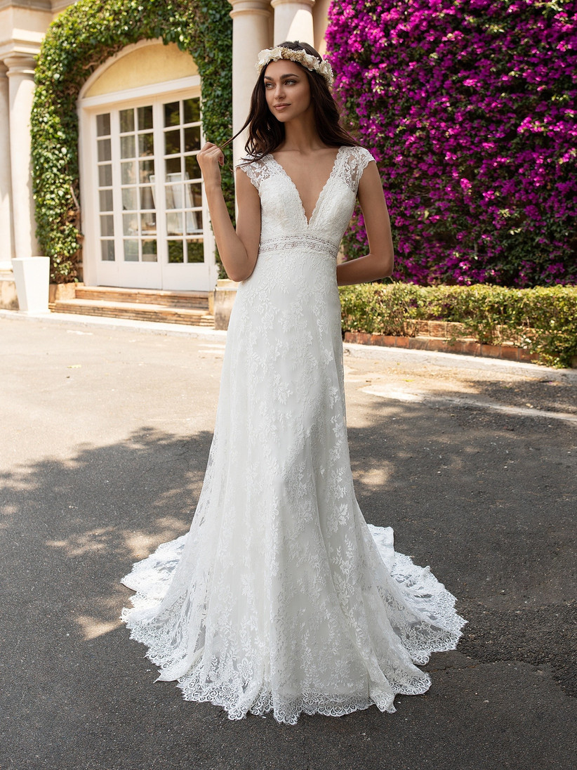 Chic Boho Wedding Dresses