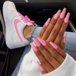 Cute Coffin Nails