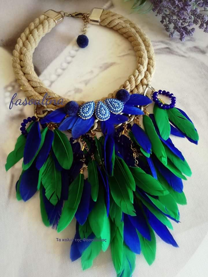 Decorative Boho Necklaces
