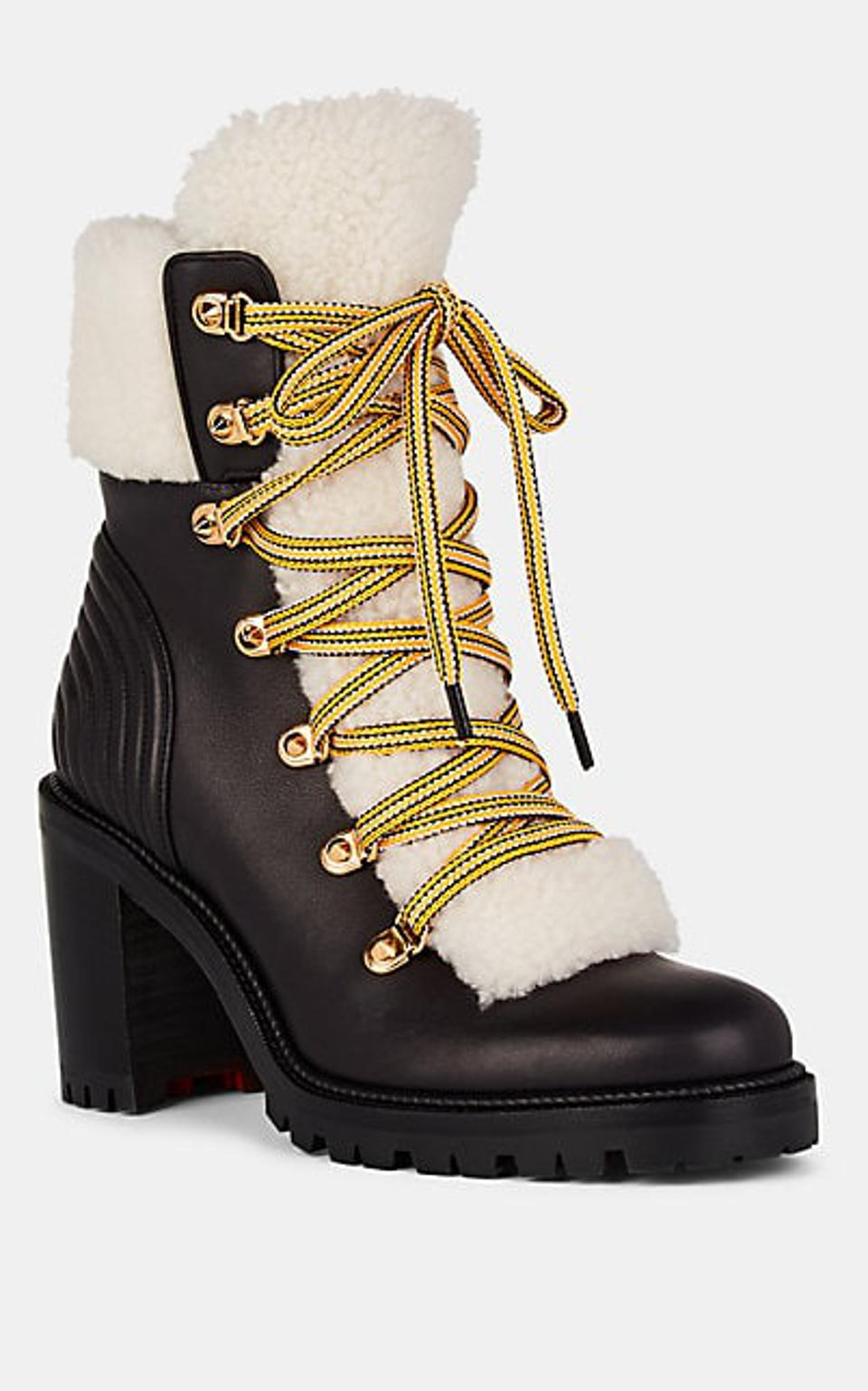 Designer Winter Boots