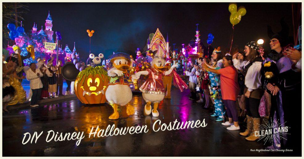 Disney Inspired Diy Halloween  Costumes