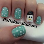 Easy Christmas Nail Designs