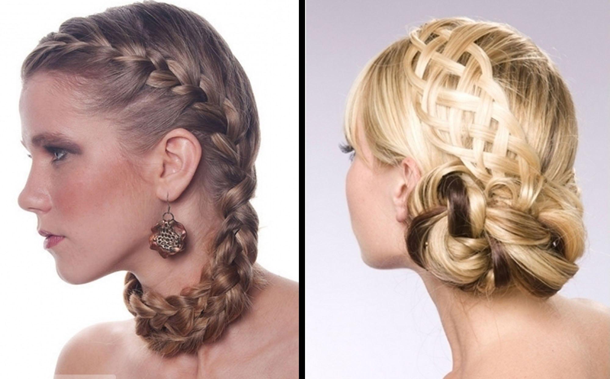 Easy Prom Hairstyles Thefashiontamer Com