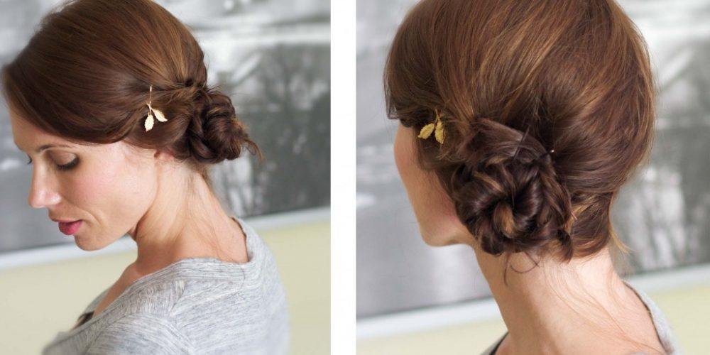 Easy Summer Hairstyle