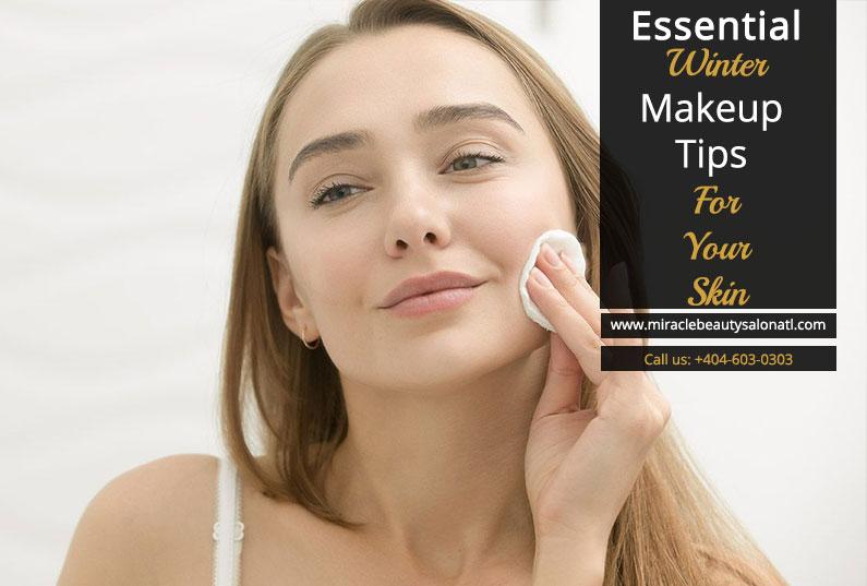 Essential Winter Makeup