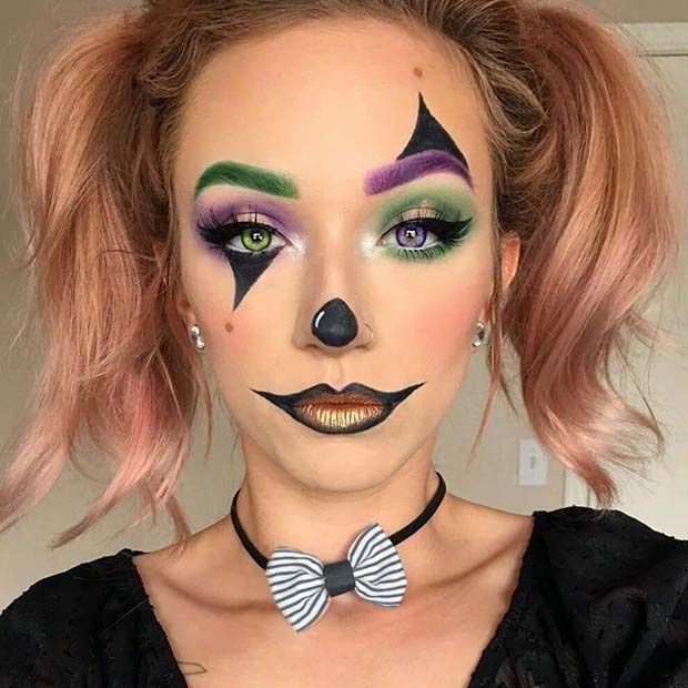 Fortune Teller Makeup Ideas  For Halloween