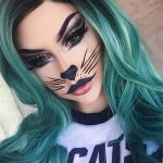 Halloween Cat Makeup Ideas