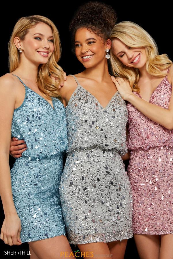 Mesmerizing Short Party Dresses
