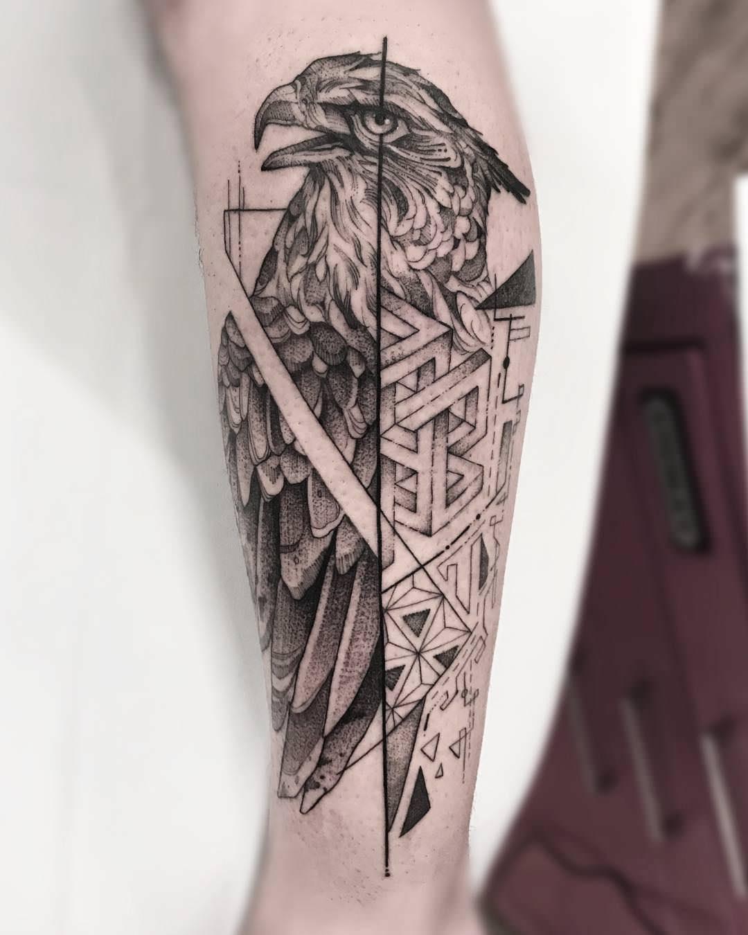 Mind-Blowing Shoulder Tattoos