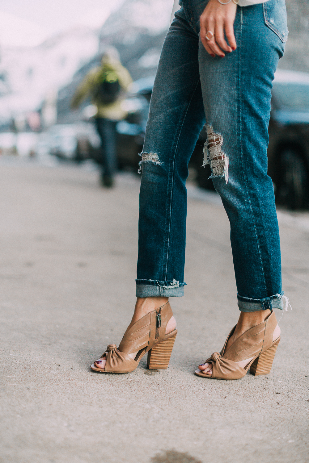 Nude Sandals Ideas and Designs