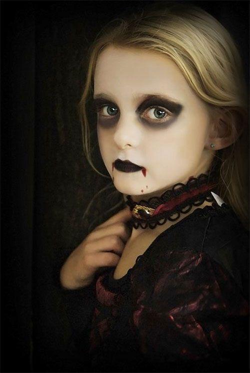 Pretty Halloween Makeup Ideas  For Kids