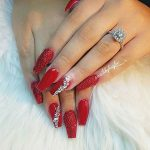 Prom Nail Art Designs for Prom Nails