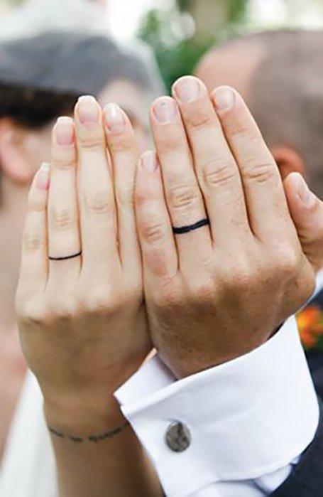 Romantic Ring Tattoo Designs