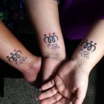 Sister Tattoo Ideas and Designs